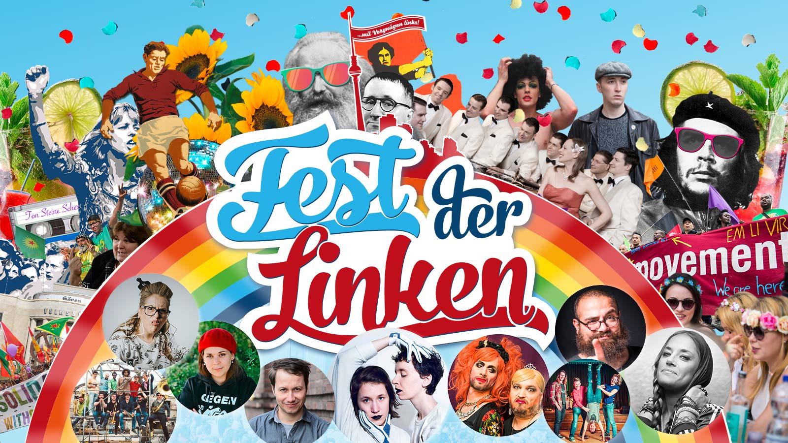 Fest der Linken - Berlin