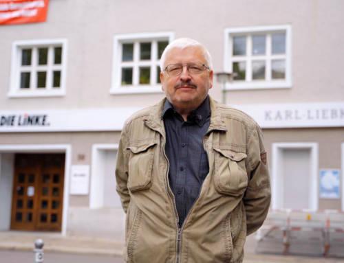 Fundstücke aus dem Keller des Karl-Liebknecht-Hauses – präsentiert von Dr. Ronald Friedmann