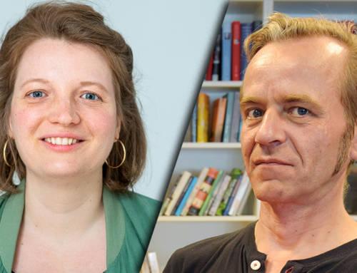 Einmal unter den Kronkorken schauen –  Talk mit Marie Hecht und Mario Pschera